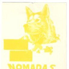 Cine: NOMADAS DEL NORTE NIKKI PROGRAMA SENCILLO CHAMARTIN WALT DISNEY D. Lote 8720953