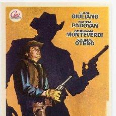 Cine: LA VENGANZA DE CLARK HARRISON PMD 311. Lote 18641227