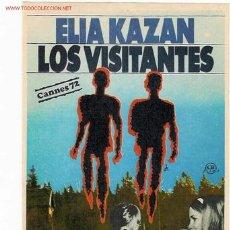 Cine: LOS VISITANTES. Lote 2524394