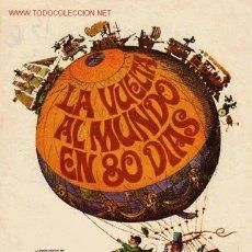 Cine: CANTINFLAS - LA VUELTA AL MUNDO EN 80 DIAS. Lote 7187609