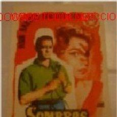 Cine: SOMBRAS ACUSADORAS. Lote 2730154