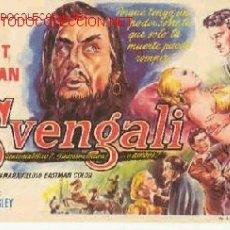 Cine: SVENGALI. Lote 22514778