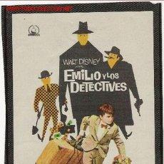 Cine: WALT DISNEY - EMILIO Y LOS DETECTIVES. Lote 7091104