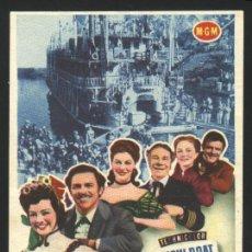 Cine: P-9419- MAGNOLIA (SHOW BOAT) KATHRYN GRAYSON - AVA GARDNER - HOWARD KEEL - JOE E. BROWN. Lote 25981855
