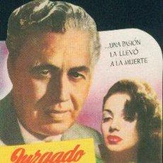 Cine: JUZGADO DE GUARDIA. Lote 26752252