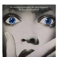 Cine: SCREAM, CON NEVE CAMPBELL.. Lote 46644945