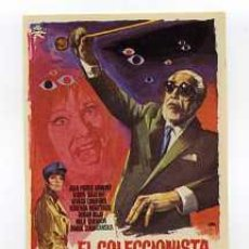 Cine: EL COLECCIONISTA DE CADAVERES, CON BORIS KARLOFF.. Lote 143004113