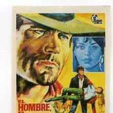 Cine: EL HOMBRE, EL ORGULLO Y LA VENGANZA, POR FRANCO NERO.. Lote 159518544