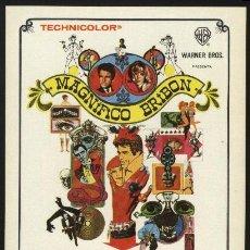 Cine: P-0677- MAGNIFICO BRIBON (KALEIDOSCOPE) WARREN BEATTY - SUSANNAH YORK - CLIVE REVILL. Lote 19564249