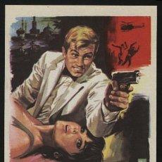 Cine: P-0227- RETO A LOS ASESINOS (A 077, SFIDA AI KILLERS) RICHARD HARRISON - SUSY ANDERSEN. Lote 155845682