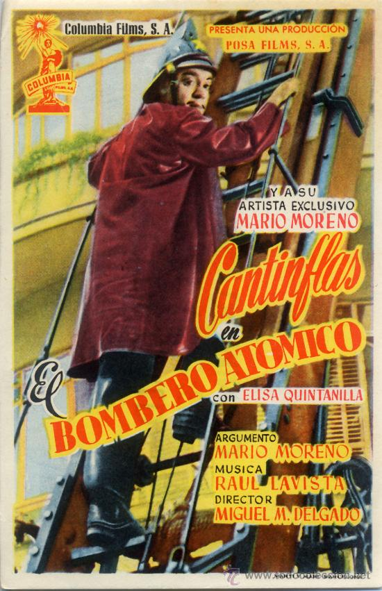 cantinflas bombero atomico