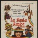 Cine: P-0264- LA FLAUTA MAGICA (PUFNSTUF) JACK WILD - BILLIE HAYES - MARTHA RAYE - BILLY BARTY. Lote 20975590