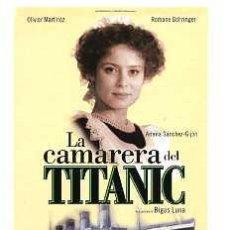 Cine: LA CAMARERA DEL TITANIC, CON AITANA SÁNCHEZ GIJÓN. POSTAL. Lote 174284169