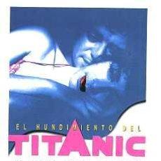 Cine: EL HUNDIMIENTO DEL TITANIC, DE ANTONIO CHAVARRÍAS. POSTAL.. Lote 13010708