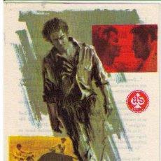 Cine: EL MOMENTO DE LA VERDAD. SENCILLO DE AS FILMS PUBLICIDAD AL DORSO SIN NOMBRE DE CINE ¡IMPECABLE!. Lote 13051151