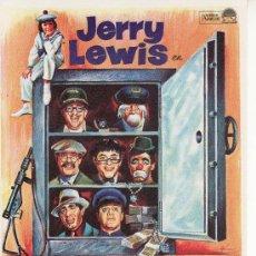 Cine: JERRY LEWIS -LAS JOYAS DE LA FAMILIA. Lote 43985696