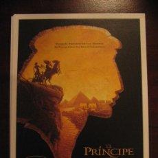 Cine: EL PRINCIPE DE EGIPTO. Lote 13164922