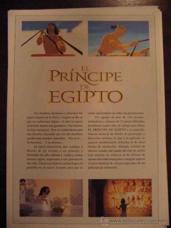 Cine: El principe de Egipto - Foto 2 - 13164922