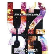 Cine: U2 3D.. Lote 174342388