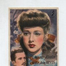 Cine: MARÍA DE LOS REYES.SENCILLO DE FILMÓFONO.. Lote 13625300