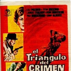 Cinema - EL TRIANGULO DEL CRIMEN - 15609273