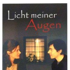 Cine: LICHT MEINER AUGEN, PROGRAMA-CALENDARIO 2006.. Lote 30621722