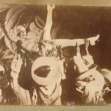 Cine: MOULIN ROUGE, PROGRAMA CINE, FOTOTIPIA, 9 X 7 CM, UFA O U.F.A, 1930, CON OLGA TSCHECHOWA. Lote 14207250