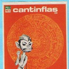 Cine: EL SIGNO DE LA MUERTE. CANTINFLAS, MANUEL MEDEL. DIR. SALVADOR NOVO, 1969.. Lote 14082639