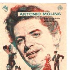 Cine: EL CRISTO DE LOS FAROLES - ANTONIO MOLINA - DIRECTOR GONZALO DELGRAS - MAC. Lote 26264315