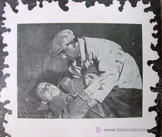 Cine: AGENTE SECRETO, RENACIMIENTO FILMS, PROGRAMA CINE TROQUELADO, HARRY PIEL, 1932, GEHEIMAGENT, DER - Foto 8 - 14395245
