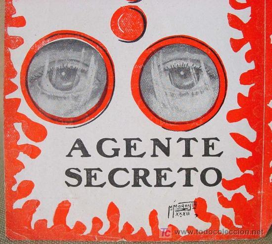 Cine: AGENTE SECRETO, RENACIMIENTO FILMS, PROGRAMA CINE TROQUELADO, HARRY PIEL, 1932, GEHEIMAGENT, DER - Foto 6 - 14395245