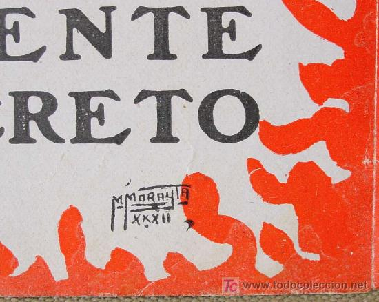 Cine: AGENTE SECRETO, RENACIMIENTO FILMS, PROGRAMA CINE TROQUELADO, HARRY PIEL, 1932, GEHEIMAGENT, DER - Foto 4 - 14395245