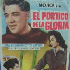 Cine: + EL PORTICO DE LA GLORIA, CINE GOYA, ZARAGOZA,. Lote 14468383
