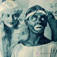 Cine: ESCANDALOS ROMANOS, (ROMAN SCANDALS), FRANK TUTTLE, UNITED, PROGRAMA CINE DOBLE, 1934, EDDIE CANTOR. Lote 14471847