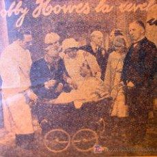 Cine: YO QUIERO A MI NIÑERA, (LORD BABS), GAINSBOROUGH, PROGRAMA CINE DOBLE, 1932, WALTER FORDE. Lote 14575866