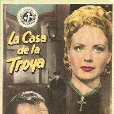Cine: LA CASA DE LA TROYA. Lote 24599294