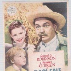 Cine: EL SOL SALE MAÑANA. SENCILLO DE MGM.. Lote 14816907