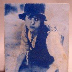 Cine: CORAZONES SIN RUMBO (HERZEN OHNE ZIEL), PROGRAMA DE CINE, PEROJO, 1929, IMPERIO ARGENTINA. Lote 22932602