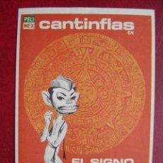 Cine: EL SIGNO DE LA MUERTE, CANTINFLAS - REF. - 75. Lote 16111711