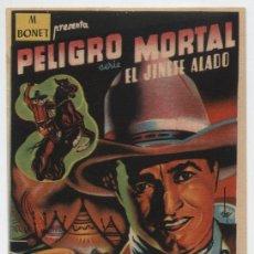 Cine: PELIGRO MORTAL. SENCILLO DE M. BONET.. Lote 16253569