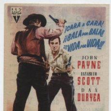 Cine: FILÓN DE PLATA. SENCILLO DE RKO RADIO. TEATRO DEL CARMEN - VÉLEZ-MÁLAGA 1956. ¡IMPECABLE!. Lote 16335017