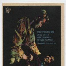 Cine: RETORNO AL PASADO. SENCILLO DE CIRE FILMS.. Lote 16433846