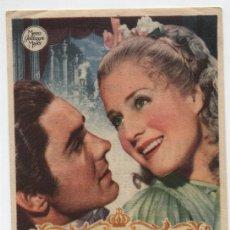 Cine: MARÍA ANTONIETA. SENCILLO DE MGM. CINE OLAZA DE TOROS - LINARES.. Lote 16438001