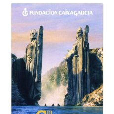 Cine: EL SEÑOR DE LOS ANILLOS.. Lote 243405665