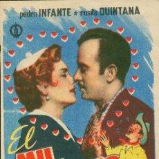 Cine: EL MIL AMORES. Lote 27457270