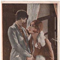 Cine: BROADWAY MELODY / LA MELODIA DE BROADWAY PROGRAMA TARJETA MGM ANITA PAGE BESSIE LOVE B. Lote 19072914