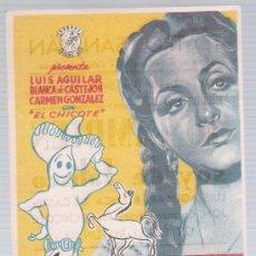 Cine: YO TAMBIEN SOY DE JALISCO. SENCILLO DE EUROPA FILMS. TEATRO SANJUÁN.. Lote 17711910