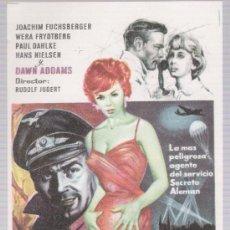 Cine: LA GESTAPO EN ACCIÓN. SENCILLO DE CASTILLA FILMS.. Lote 17750037