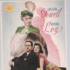 Cine: MI MARIDO ESTÁ LOCO. SENCILLO DE MGM. TEATRO PRINCIPAL - SANLUCAR DE BARRAMEDA 1944.. Lote 17785057