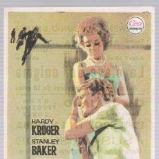 Cine: LA CLAVE DEL ENIGMA. SENCILLO DE CEA. TEATRO ALCAZABA - MÉRIDA 1964.. Lote 17934212